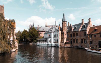 Lieux romantiques en Belgique !